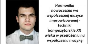Afisz - 24.05.2017, warsztaty jazzowe - Łukasz Ojdana