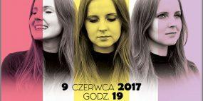 Afisz - 9.06.2017, recital dyplomowy Daria Markiewicz-Kraśko
