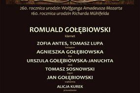 Romuald Gołębiowski - koncert jubileuszowy