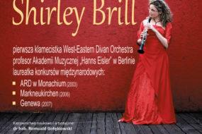 Shirley Brill - spotkanie z mistrzem