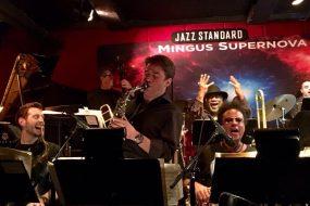 Alex Terrier - warsztaty jazzowe