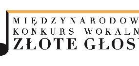 Obrazek - konkurs Złote Głosy - logo