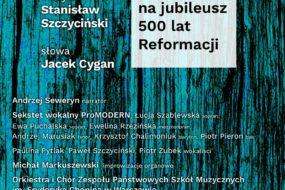 Kantata Reformacyjna - koncert