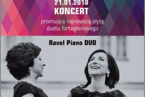 Ravel Piano Duo - koncert