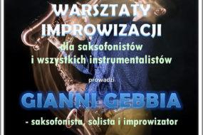 Warsztaty - Gianni Gebbia