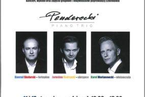 Penderecki Piano Trio - warsztaty