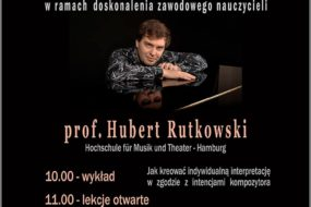 Hubert Rutkowski - warsztaty
