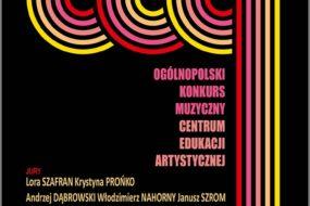 Konkurs CEA Wokalistyka Jazzowa 2019