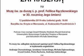 Koncert - Bazylika Św. Krzyża w W-wie