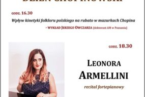 Leonora Armellini - koncert