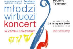 Małgorzata Cegielska - koncert stypendystów KFnrD