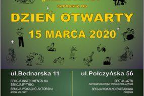 Dzień otwarty Szkoły 2020