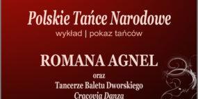 Afisz - Seminarium: Polskie Tańce Narodowe