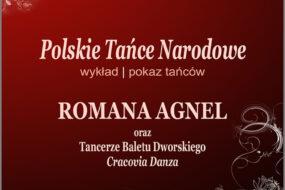 Polskie Tańce Narodowe - wykład | pokaz tańców