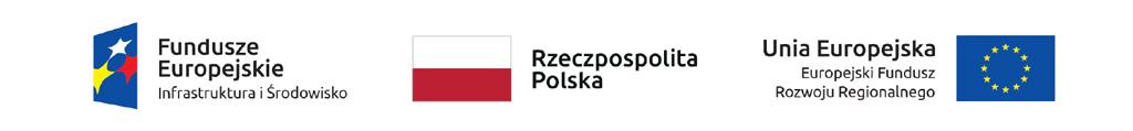 Logo programu Funduszy Europejskich